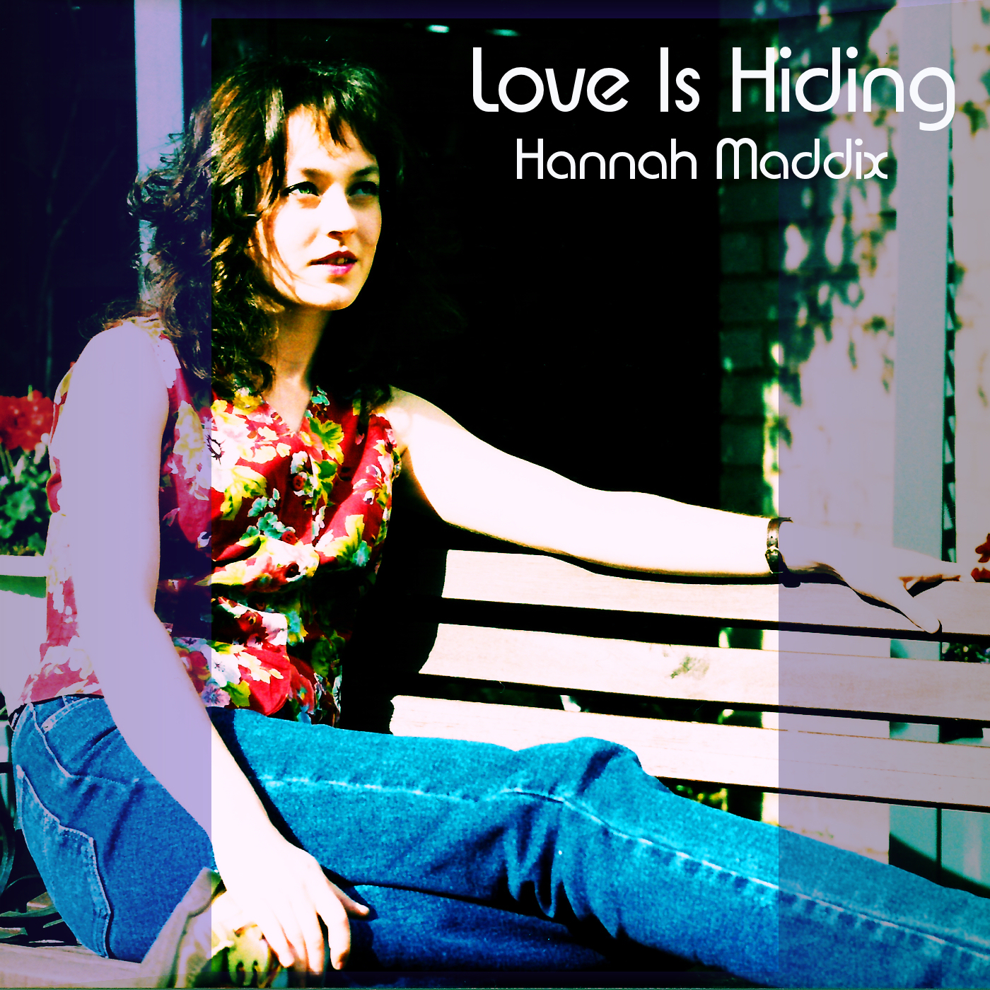 Love Is Hiding by Hannah Maddix