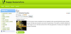 Happy-Housewives - Extreme Country