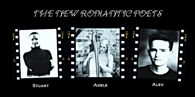 The New Romantic Poets........ with name