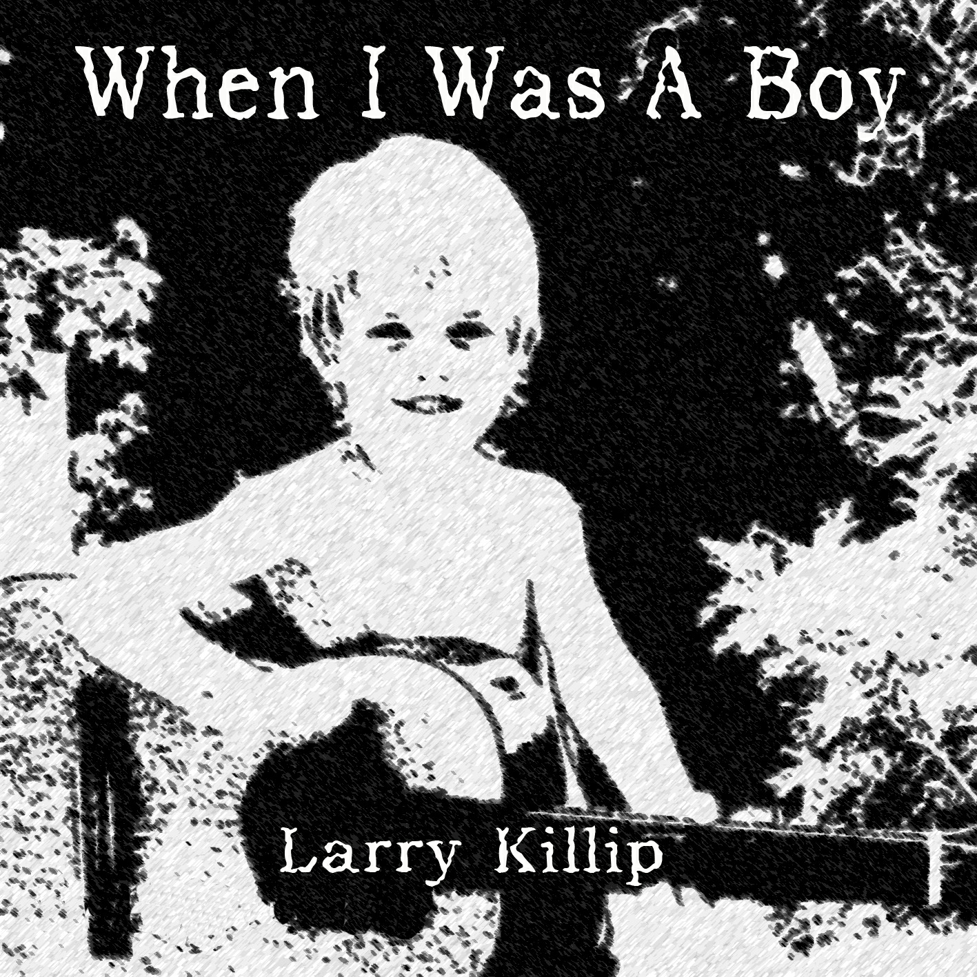 When I Was A Boy by Larry Killip