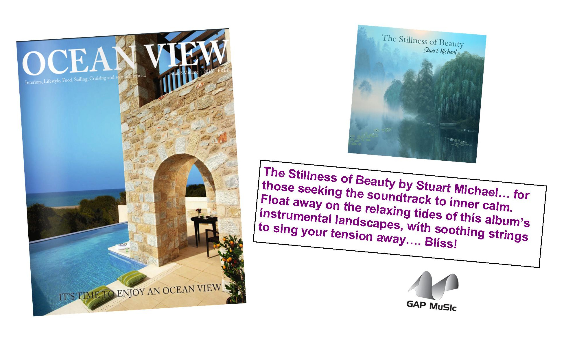 The Stillness of Beauty - Ocean View Magazine