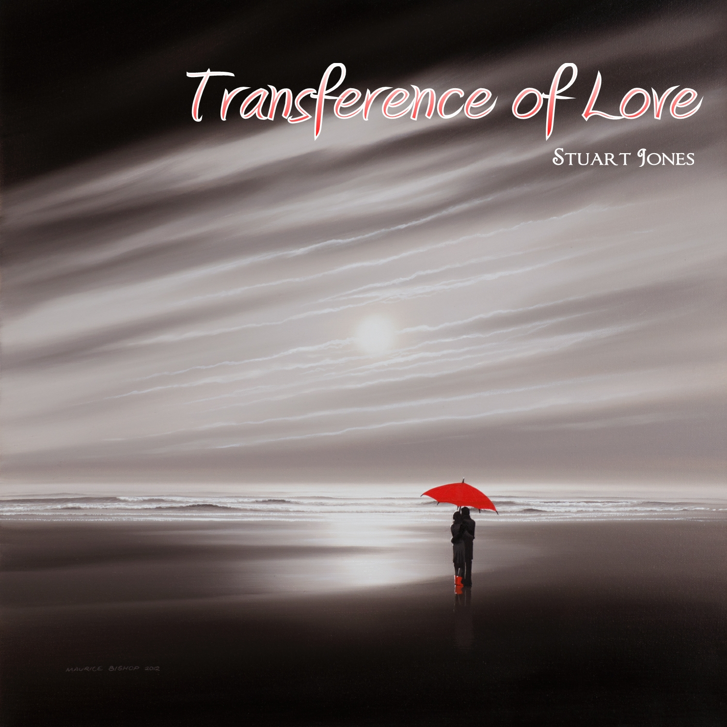 Transference of Love by Stuart Jones