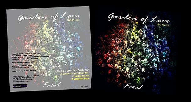 Garden of Love - The Mixes