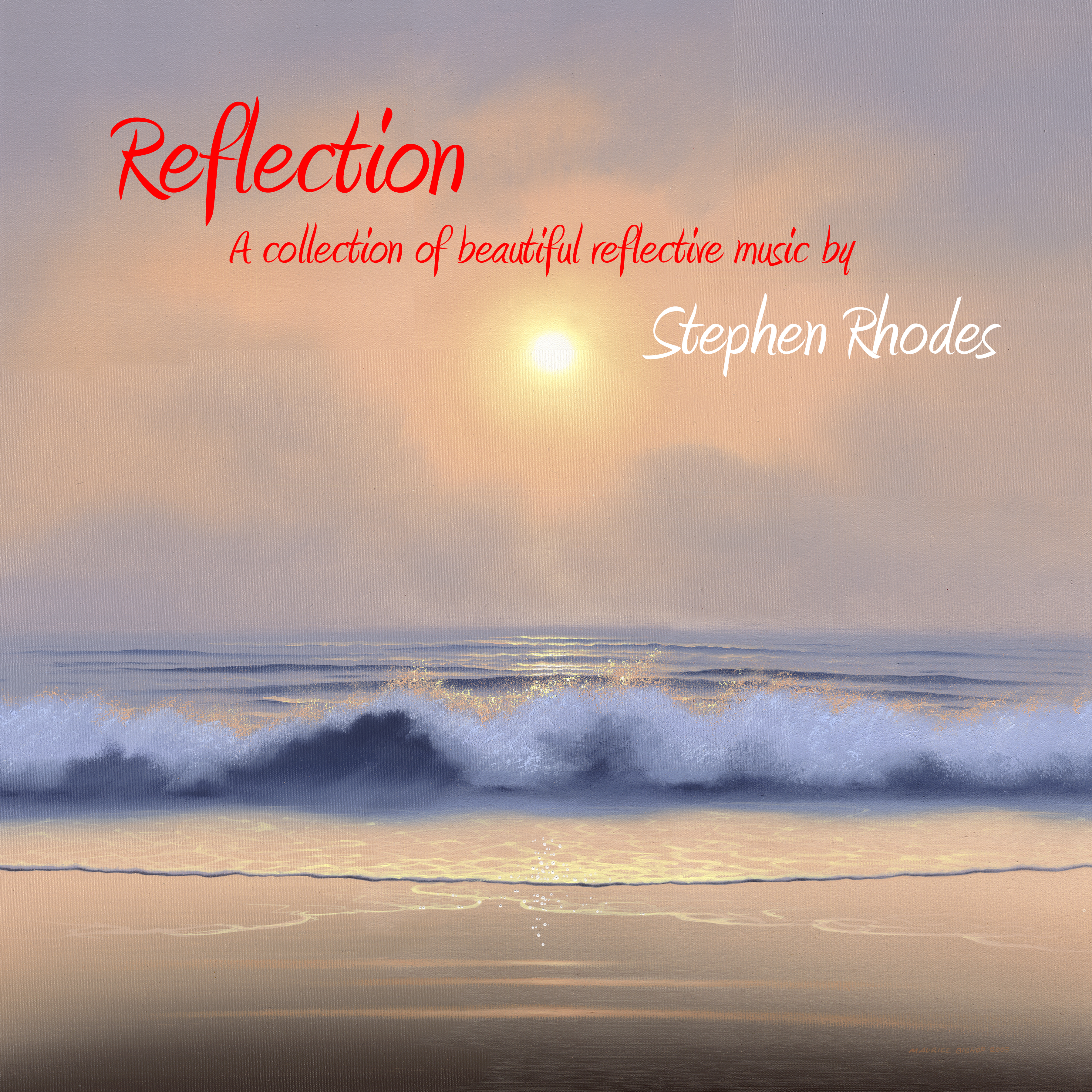 Reflection by Stephen Rhodes
