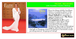 The Power of Zen - Elite Magazine Review