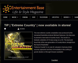 Entertainment Base - Extreme Country