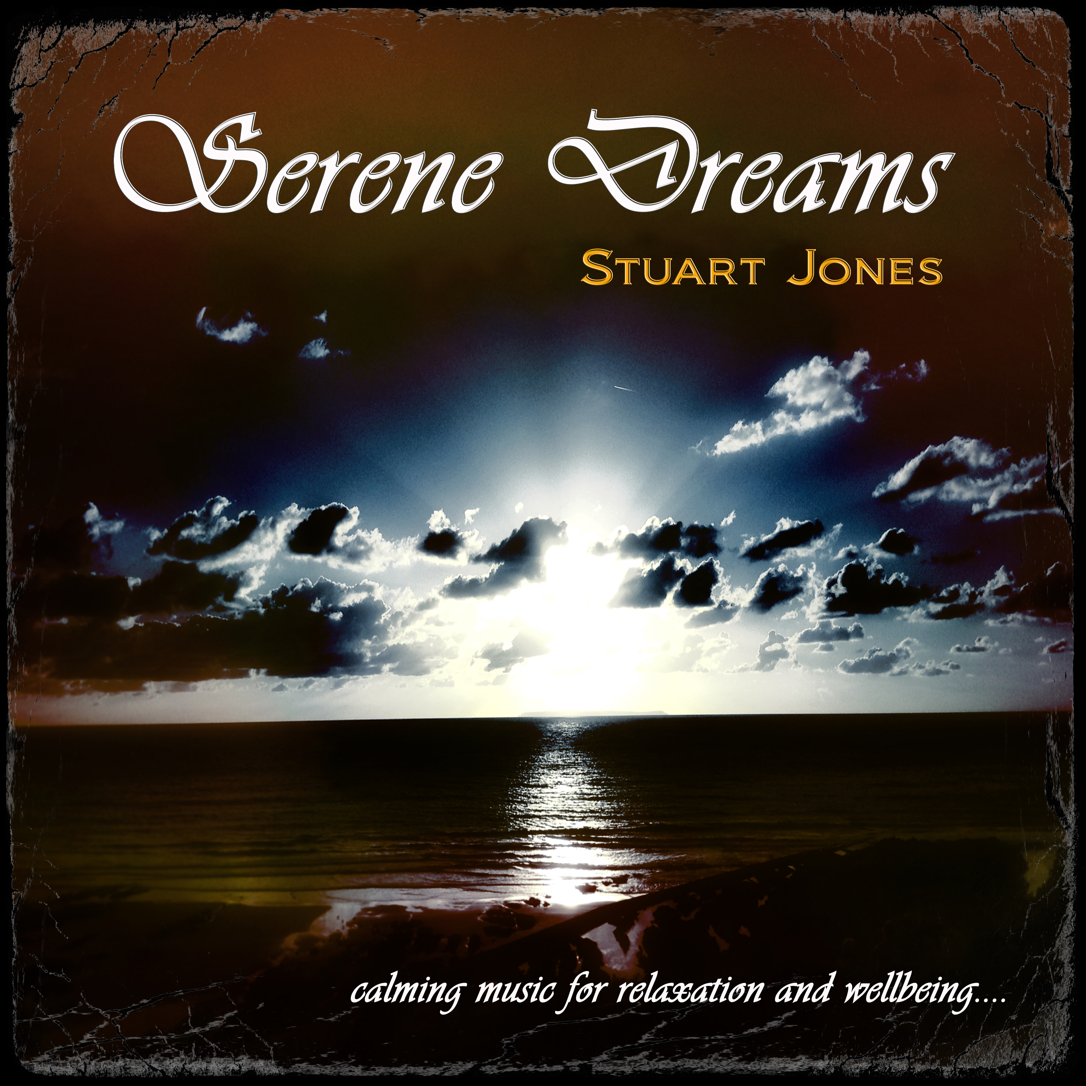 Serene Dreams by Stuart Jones - front co