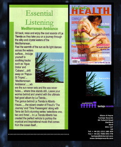 Mediterranean Ambiance - Holistic Health Magazine
