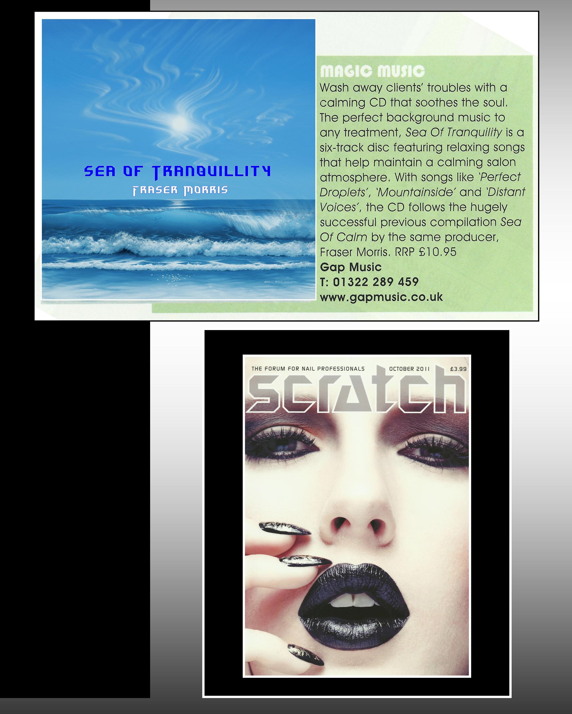 Sea of Tranquillity - Scratch Magazine