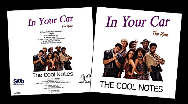In Your Car - The Mixes