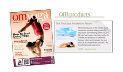 OM Yoga - The Total Spa Relaxation Album