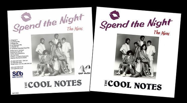 Spend the Night - The Mixes