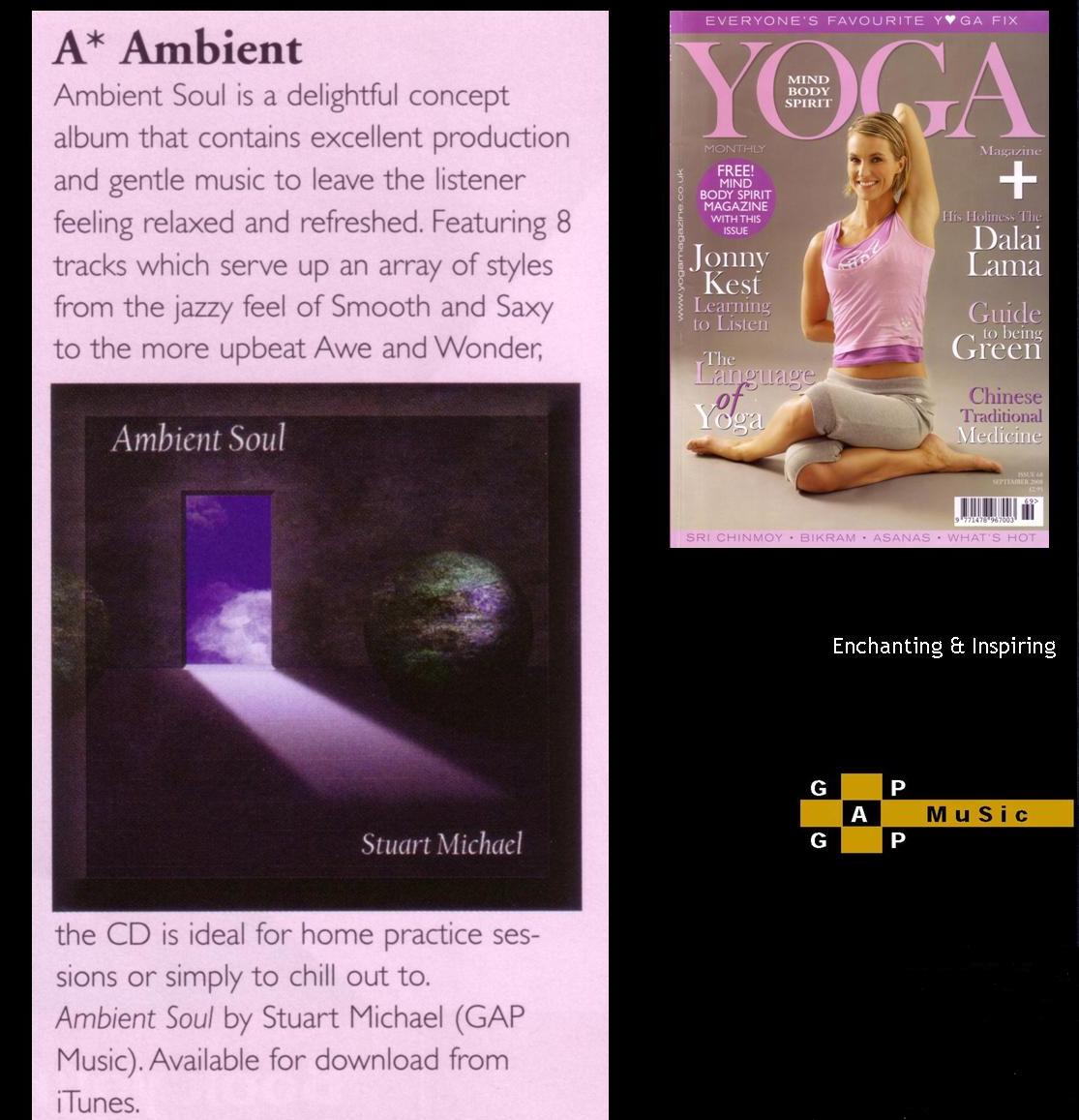 Ambient Soul - Yoga Magazine