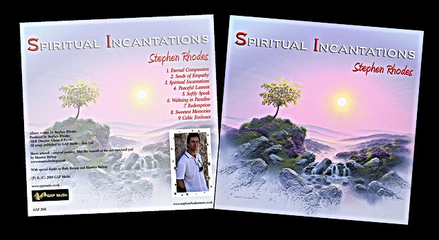 Spiritual Incantations - sleeve front an