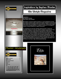 Inspirations - Elite Magazine