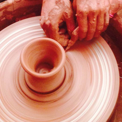 Beginning Pottery One Day Workshop - Saturday 5/8 - 2-5pm