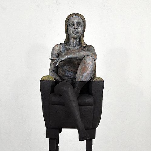 Figure Sculpture - Wednesdays 6-9pm: Feb 10-Mar 10