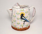 Lane Chapman - Magpie Watering Can (alternate view)