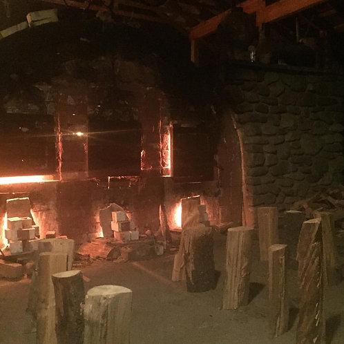 Woodfire Invitational Firing