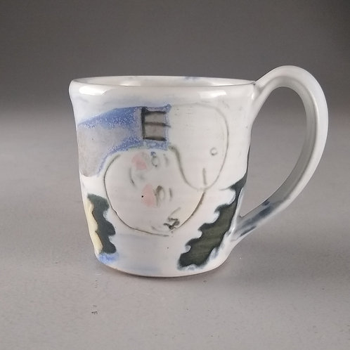 Donna Flanery - Mug (DF-4)