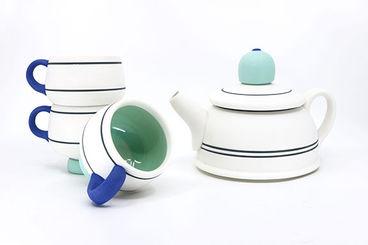 Chris Alveshere - Tea Set