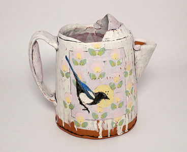 Lane Chapman - Magpie Watering Can