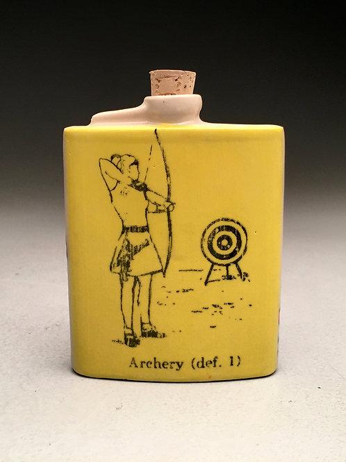 Shalene Valenzuela - Archery Flask (SV-17)
