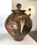 Josh DeWeese - Covered Jar