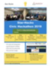 2019 Star-Hacks Sponsorship-3- Bangalore