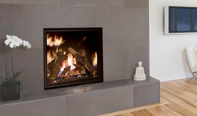 Enviro Q4 fireplace