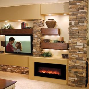 Modern Flames - Builder Series