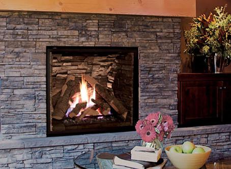 The Enviro Q4 Gas Fireplace