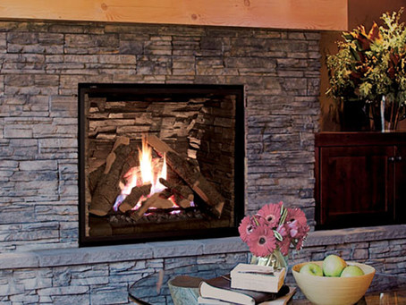 The Enviro Q4 Gas Fireplace