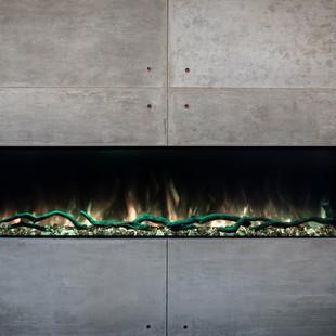 Modern Flames - Landscape Pro Slim