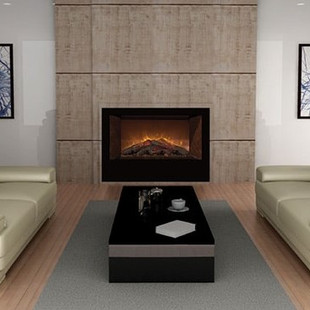 Modern Flames - Home Fire Series Built-In Flush Mount