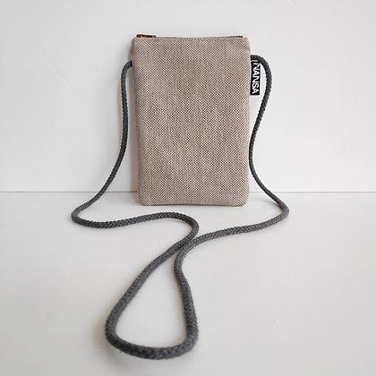 Funda para móvil (arena, crem. marrón)