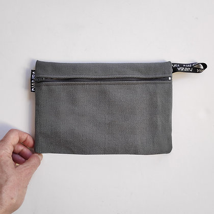 Estuche (gris+gris) (crem 18 cm)