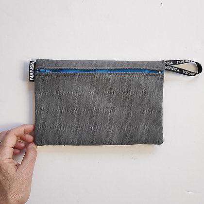 Estuche (gris+azul) (crem 18 cm)