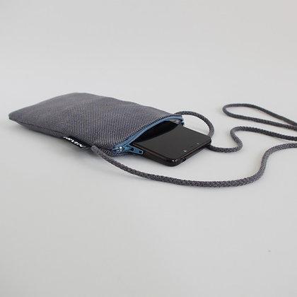 Funda de móvil (azul-crem. azul)