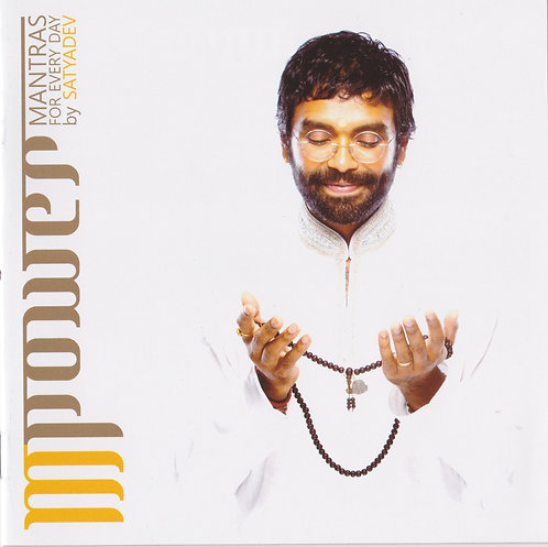 MPower - Mantras for Everyday (audio CD)