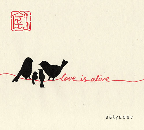 Love Is Alive (CD)