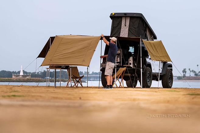 2020 Fiesta Island FPG Camp Trapezoid -