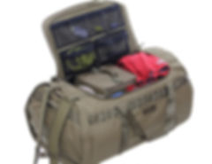 FOR46 Hybrid Deployment Bag_Loaded_Coyot