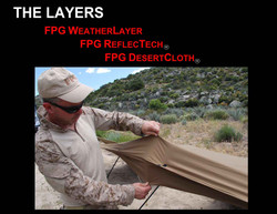 The ThermaShield Layers