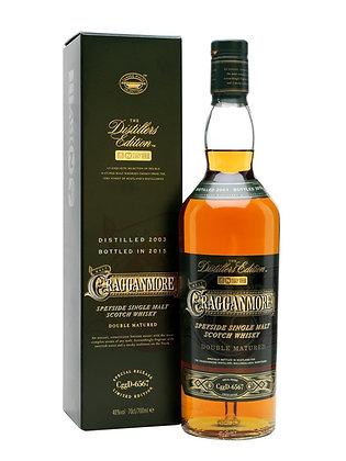 Cragganmore Distillers Edition (Bottled 2018)