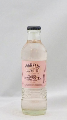 Franklin & Sons - Rhubarb Hibiscus Tonic