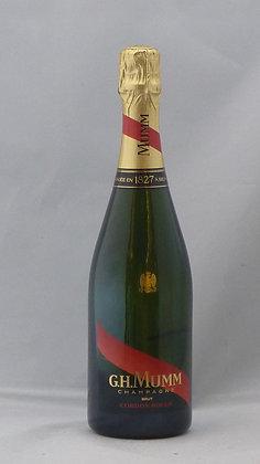 Champagne G.H.Mumm Brut Cordon Rouge