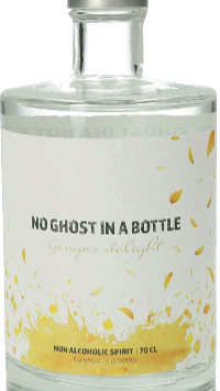 No Gost in a Bottle Ginger