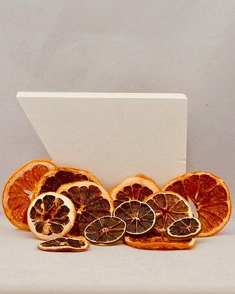 Gedroogde  CitrusVruchte