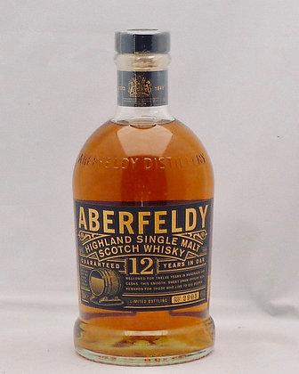 Aberfeldy 12 years Giftpack